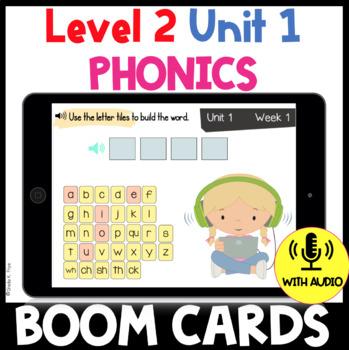 Level 2 Unit 1 FUNdamentally Differentiated Digital BOOM CARDS