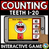 BOOM CARDS MATH ACTIVITY KINDERGARTEN COUNTING OBJECTS TO 20 ASSESSMENT GAME