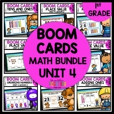 Boom Cards MATH BUNDLE DIGITAL TASK CARDS MODULE 4