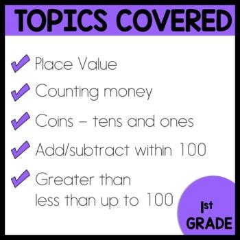 BOOM CARDS MATH BUNDLE | DIGITAL TASK CARDS | MODULE 6