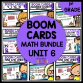Place Value and Addition and Subtraction up to 100 Boom Cards BUNDLE MODULE 6