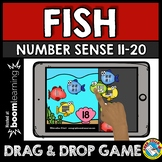 BOOM CARDS MATH END OF THE YEAR ACTIVITY KINDERGARTEN (NUMBER SENSE TO 20 GAMES)