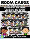 BOOM CARDS Number of the Week: Complete 1-10 Bundle