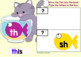 BOOM CARDS PHONICS | Digraphs | First Grade Phonics | Cat & Fishbowl