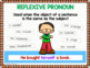 BOOM CARDS ELA | GRAMMAR | Personal & Reflexive Pronouns | 2nd Grade