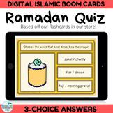 BOOM CARDS Ramadan Activity