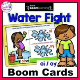 BOOM CARDS SUMMER | OI / OY | Long Vowels | Vowel Teams | Diphthongs