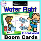 SUMMER BOOM CARDS : R-controlled Vowels and Bossy R Words