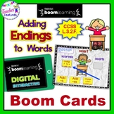 BOOM CARDS Spelling Rules & Patterns - Digital Task Cards
