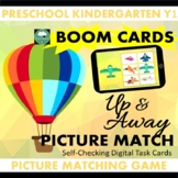 BOOM CARDS™ Up and Away Picture Matching