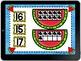 BOOM CARDS Watermelon Ten Frames - FREE