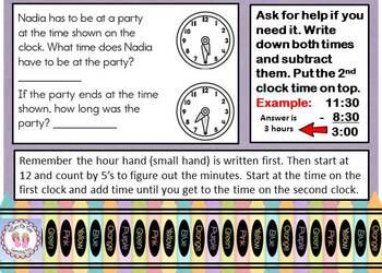BOOM CARDS - Week 11 Spiral Review Math Morning Work - 3rd Grade