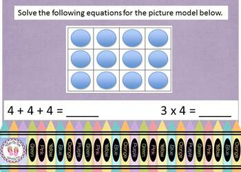 BOOM CARDS - Week 6 Spiral Review Math Morning Work - 3rd Grade