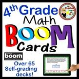Math BOOM Cards GROWING Bundle