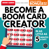 BOOM Card Course • Learn the Basics of Boom and Become a C