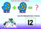BOOM CARDS MATH ADDITION TO 20 Winter Mittens Digital Task Cards