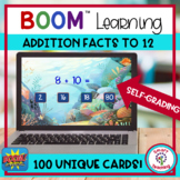 BOOM Basic Facts Addition 0 to 12 Digital Resource for Dis