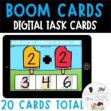 BOOM Cards Addition to 10 Distance Learning