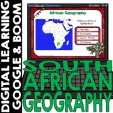African Map and Geography DIGITAL Cards Set 4   Google Cla