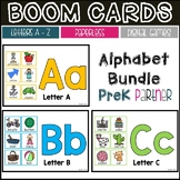 BOOM Cards: Alphabet Bundle