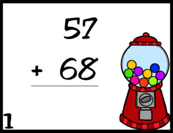 BOOM Cards: Blowing Away 2-Digit Addition (TEKS 2.4B)