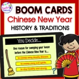 BOOM Cards CHINESE NEW YEAR 2018 Activity Reading Comprehension
