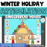 BOOM Cards Decorate the Gingerbread House Articulation Chr