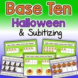 BOOM Cards (Digital Task Cards): Base Ten & Subitizing: Ha