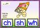 DIGITAL BOOM CARDS PHONICS Digraphs SH, CH, WH, TH, KN, PH & WR
