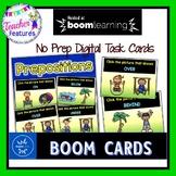 BOOM Cards (Digital Task Cards):  PREPOSITIONS