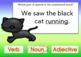 BOOM Cards(Digital Task Cards) Parts of Speech: Halloween Theme