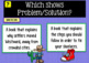 DIGITAL BOOM CARDS READING Text Structures Digital Task Cards