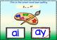 DIGITAL BOOM CARDS PHONICS Vowel Teams AI & AY