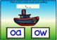 BOOM Cards (Digital Task Cards):  Vowel Teams: OA & OW