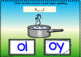 DIGITAL BOOM CARDS PHONICS Vowel Teams OI & OY TASK CARDS