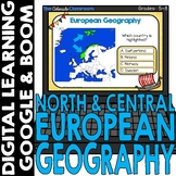 European Map and Geography DIGITAL Cards Set 1 | Google | Boom