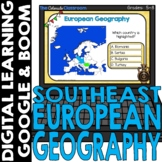 European Map and Geography DIGITAL Cards Set 3 | Google | BOOM