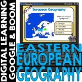 European Map and Geography DIGITAL Cards Set 4 | Google | BOOM