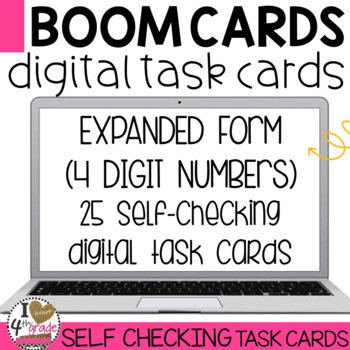 BOOM Cards Expanded Form