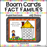 BOOM Cards Fact Families