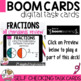 BOOM Cards Fractions