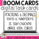 BOOM Cards Fractions and Decimals