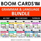 Grammar Skills BOOM Cards BUNDLE / Digital Task Cards