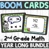 BOOM Cards Growing Bundle - Math Digital Task Cards