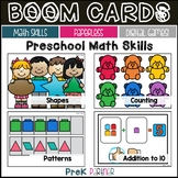 BOOM Cards: Math Skills Bundle