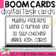 BOOM Cards Multiply Fractions using a Number Line