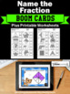 BOOM Cards Math 3rd Grade Fraction Digital Task Cards for Google Classroom