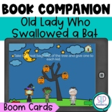 BOOM Cards Old Lady Who Swallowed a Bat Companion Hallowee