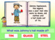 BOOM Cards Paperless Digital Task Cards JOHNNY APPLESEED