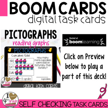 BOOM Cards Pictographs
